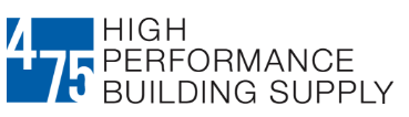 475 High Performance Building Supply Coupon