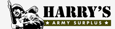 Harry's army surplus Coupons