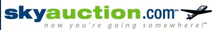 skyauction.com Promo Codes