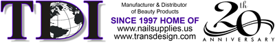 TDI Nail Supplies Coupon