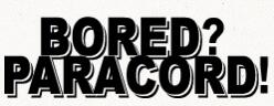 BoredParacord Promo Codes