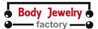 Body Jewelry Factory Promo Codes