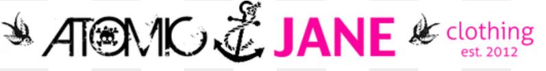 Atomic Jane Clothing Promo Codes