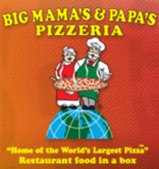Big Mama's & Papa's Pizza Promo Codes