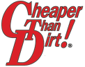 Cheaper Than Dirt Coupon