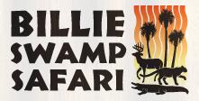 Billie Swamp Promo Codes