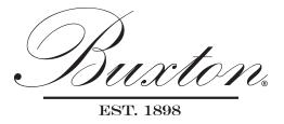 Buxton Promo Codes