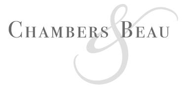Chambers & Beau Promo Codes