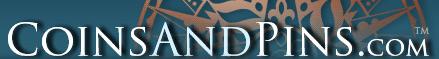 CoinsAndPins.com Promo Codes