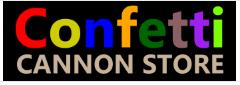 Confetti Cannon Store Promo Codes