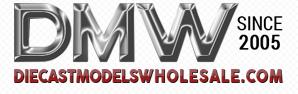 Diecast Models Wholesale Promo Codes