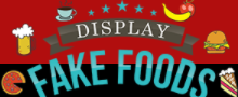 Display Fake Foods Coupon