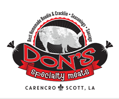 Don's Specialty Meats Promo Codes