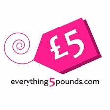 Everything 5 Pounds Coupon