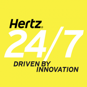 Hertz 24/7 Coupon