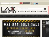 LAX Ammunition Coupon