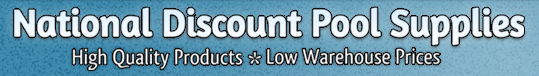 National Discount Pool Supplies Promo Codes
