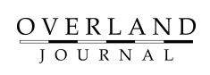 Overland Journal Promo Codes