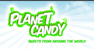 Planet Candy Coupon