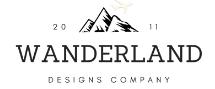 Wanderland Designs Promo Codes