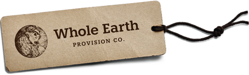 Whole Earth Provision Coupon